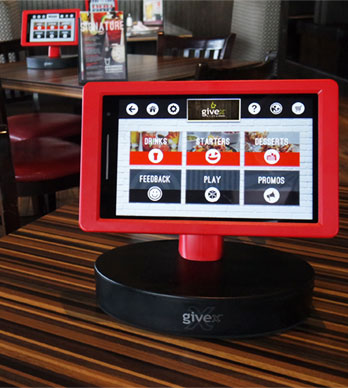 Tiqer Tableside Ordering